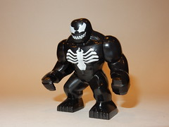 Marvel Venom Front (Paul Janowski) Tags: