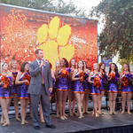 Russell Athletic Bowl Pep Rally Photos