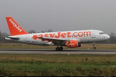 AIRBUS A319 111 EASYJET HB-JZL 2353 Ble-Mulhouse 4 decembre 2014 (paulschaller67) Tags: 4 airbus 111 easyjet decembre 2014 a319 2353 hbjzl blemulhouse