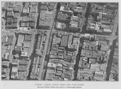 Sydney, north over Park St - Aeroviews of Sydney  (Jan. 1920) by Ross Smith and Frank Hurley (AndyBrii) Tags: sydney 1919 1920 rosssmith aerialphotos frankhurley englandtoaustralia