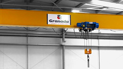 Granada Cranes Single Girder