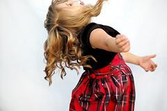 DSC_3209 (MoniqueSherman) Tags: christmas winter red arizona white holiday snow black cute girl smile face glitter silver wonder outside nose happy jump eyes dress teeth think adorable curls cutie sparkle greeneyes thinking blonde littlegirl snowing christmasdress plaid upclose reddress amazed redandblack plaidpattern tonge plaiddress sparklydress homemadestudio redandblackdress