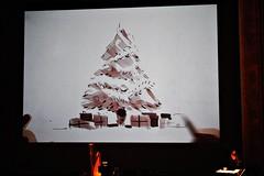 1 - Paris Opra comique Casse-noisette Premier dessin de Bastien Vivs (melina1965) Tags: paris nikon december ledefrance drawing dessin dessins dcembre 2014 75002 d80 2mearrondissement