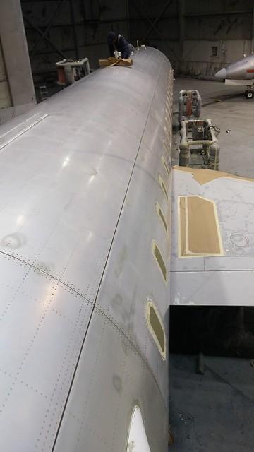 718 bare fuselage
