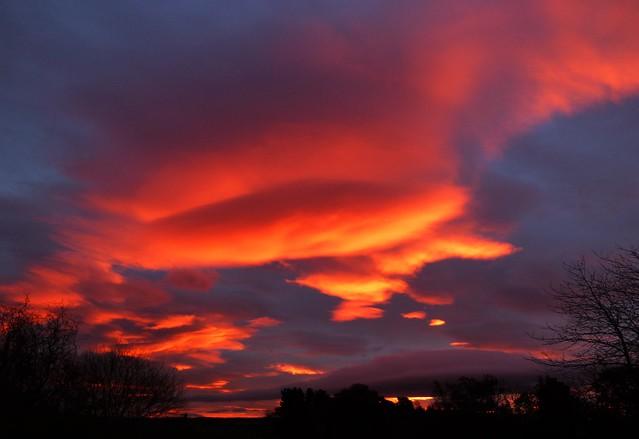 Hogmanay Sunrise..x