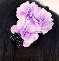 Glimpse of Malibu Purple Headband K1 P6510A-2
