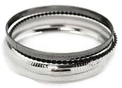 5th Avenue Silver Bracelet P9211A-4