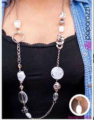 5th Avenue White Necklace K3 P2630-1 (2)