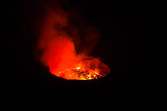 Nyiragongo lava lake (evlamp) Tags: africa color nature night digital 40mm drc virunga nyiragongo canoneos5dmarkii canonef40mmf28stm