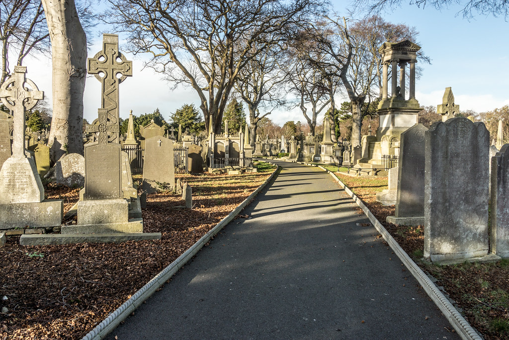 Glasnevin Cemetery, officially known as Prospect Cemetery REF-101121