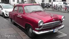GAZ-21 Volga (Rorymacve Part II) Tags: auto road bus heritage cars sports car truck automobile estate transport gaz historic motor saloon compact roadster motorvehicle gaz21 worldcars gaz21volga