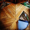 Something every good #treehouse should have... (dustinfeider) Tags: seattle modern forest prefab treehouse organic buckminsterfuller geodesic sustainable fsc tinyhouse trapdoor ceder lasercut greenbuilding sustainabledesign buckyball treehouses greenarchitecture naturalliving sacredgeometry campouts microarchitecture dustinfeider uploaded:by=flickstagram treehousemasters instagram:venuename=seattle2cwashington instagram:venue=213941548 treehouselife o2treehouse moderntreehouse instagram:photo=12321535678864227931598741643