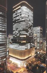 Festival Tower (spiraldelight) Tags: city night  osaka ef24105mmf4lisusm eos5dmkii
