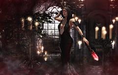 { the roots } (Trinetty Skytower) Tags: digital pose logo photography magic avatar sl fantasy secondlife virtual celtic druid bauwerk musa aisha roleplay arise drd maitreya 22769 insol thesecretaffair wiccaswardrobe shinyshabby