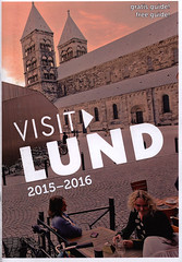 Visit Lund 2015-2016; Skne, Sweden (World Travel Library) Tags: trip travel vacation lund tourism ads photography photo skne holidays gallery image photos sweden galeria picture visit collection papers sverige collectible collectors catalogue catlogo documents collezione coleccin folleto sammlung 2015 folheto skane touristik prospekt dokument katalog  esite ti liu assortimento recueil touristische bror broschyr