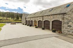 Royal Lochnagar Front of Shop (Alan-Jamieson) Tags: scotland aberdeenshire whisky balmoral singlemalt diageo riverdee royaldeeside whiskydistillery whiskyproduction royallochnagger