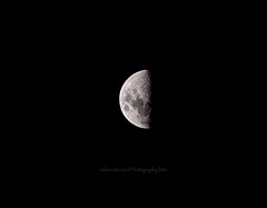 Half and Half (Helen Vercoe) Tags: sunset moonrise nightsky southaustralia middleton nikond600