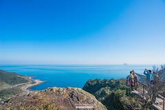 2016.Feb Lake@Keelung  (becky-photo.com(FB:photobybeckys)) Tags: road travel blue sea sky mountain tree beautiful wind taiwan  taipei keelung mountaintop