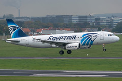 Egyptair / Airbus A320 / SU-GCC / EBBR 01 (_Wouter Cooremans) Tags: aviation 01 airbus spotting bru a320 zaventem planespotting ebbr brusselsairport airbusa320 spotter egyptair avgeek sugcc