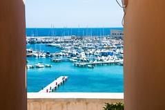 Otranto harbor (dgourmac) Tags: otranto