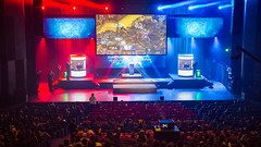 DreamHack Stage (Prank') Tags: france public championship crowd og dh videogame foule rts tours blizzard sc2 jeuvido championnat dreamhack esport comptition jeuxvido starcraft2 stratgie electronicsport legacyofthevoid worldchampionshipseries ogaming sportlectronique ogamingtv dhtours
