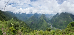 Cirque de Mafate - le de La Runion (France) (Xan Errecart) Tags: mountain montagne landscape island uga nikkor paysage cirque runion le