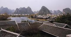 Shangri-La Theme park  (RH&XL) Tags: china park yangshuo shangrila theme taoyuan guangxi shiwai