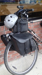 slant (Charles Ramsey) Tags: max bag motorcycle willie pannier zerodish