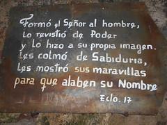 DSCN0238 (Pablo Veloso) Tags: de jesus pablo salamanca cristo espada silencio oracion jesucristo veloso espiritualidad contemplacion damocles meditacion batuecas