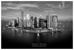 Aerial view of the south of Manhattan from hellicopter (JORGE_DIVE) Tags: manhattan nyc aerialview