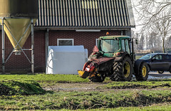 Farmers delight . . (Eduard van Bergen) Tags: life family houses light horses dog holland nature water netherlands dutch field grass animals cheese architecture rural cat out boer landscape outside living shoes cattle cows sheep tulips boots wind outdoor earth horizon farming cottage nederland meadows samsung ground rubber bull apron soil land vista wife suburb vee farmer agriculture frau grassland polder bas plain 50200mm pays antje olanda buiten khe leven niederlande koeien schapen overall klompen gezin cultivated hubbie boerin liesveld molenwaard nx1000 essenweg