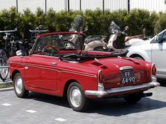Autobianchi 500 Bianchina 1965 (a.k.a. Ardy) Tags: softtop ff6490