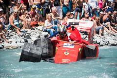 Carton rapid race (13) (davide.soffietti) Tags: fiume barche canoe fantasia sole acqua divertimento rapide cartone