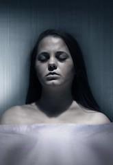 Jane Doe (Haley D13) Tags: death janedoe macabre corpse morgue deadgirl horrorphotography