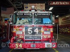 "FDNY ""Never Missed a Performance"" Engine Truck 54, Theater District, New York City (jag9889) Tags: 2016 20160624 apparatus architecture battalion9 bravest building e054 e054e engine engine54 fdny firedepartment firedepartmentofthecityofnewyork firehouse firestation firetruck firefighter firstresponder indoor ladder4 manhattan midtown ny nyc nevermissedaperformance newyork newyorkcity newyorkcityfiredepartment newyorksbravest prideofmidtown pumpertruck seagrave theaterdistrict theatredistrict truck usa unitedstates unitedstatesofamerica vehicle jag9889"
