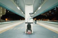 Empty Chair (t-a-i) Tags: bridge hk hongkong chair ricoh hkg tuenmun gr2 grii ricohgr2 ricohgrii tuenmunriver