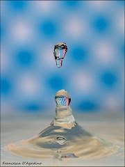 Drop and colors (Francesca D'Agostino) Tags: goccia drop riflessi reflections colori colors flickraward