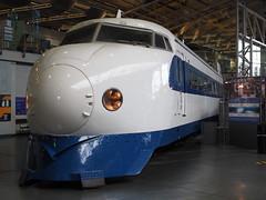 Bullet Train (Megashorts) Tags: york uk england museum yorkshire railway olympus pro f28 nationalrailwaymuseum omd em10 mzd 1240mm