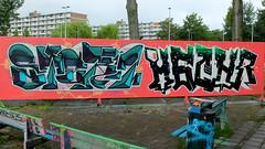 Graffiti Couwenhoek (oerendhard1) Tags: urban streetart art graffiti rotterdam stern meanr couwenhoek