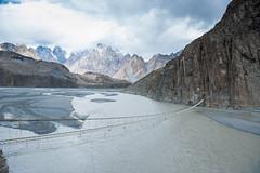 Hussaini Bridge Passu (Muhammad Hamza Niazi) Tags: pakistan beautiful hunza passu gilgit northernareapakistan