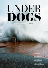 Underdogs Issue 9 ( Stanley Bloom) Tags: underdogs print cover magazine paper feature