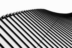 PIAS Ginza Building abstract (jbarry5) Tags: blackandwhite abstract monochrome japan tokyo geometry travelphotography piasginzabuilding piasginza piasbuilding