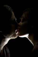 Just Kissed (Kelly__Jo) Tags: project photography brian jo lips just 101 final kelly eddy kissed kphoto