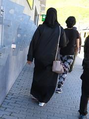 Hijab Girl (Buses,Trains and Fetish) Tags: hijab burka chador girl niqab women