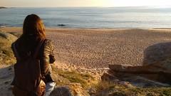 Calma (Laura Rubio Lareu) Tags: area praia playa beach landscape paisaje paisaxe vistas tranquilidad plage