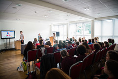 SpellingBeeFinal2016_km151 (routesintolanguages) Tags: uk wales kids modern competition aberystwyth using learning spelling welsh language foreign schoolkids talking schoolgirl schoolgirls pupil speaking vocabulary pupils spellingbee 2016 year7 europeaan wjec schoolkind langiages medrus