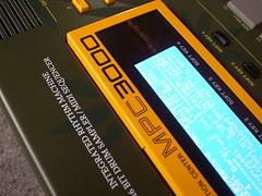 _0040420 (ghostinmpc) Tags: mpc3000 akai ghostinmpc sampler drummachine