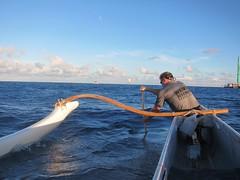 IMG_6835 (nautical2k) Tags: waikikibeachboys paddling outrigger canoe diamondhead honolulu oahu
