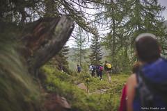 trekking (Matteo Rinaldi.it) Tags: montagne trekking valledelcaffaro gaver