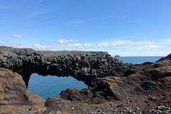Arche de Dyrhlaey (Iris_14) Tags: iceland islande dyrhlaey suurland reynisdrangar ocean rocks arch atlantic atlantique vk